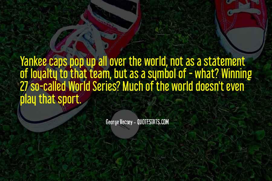 Quotes About Winning Sports #751722