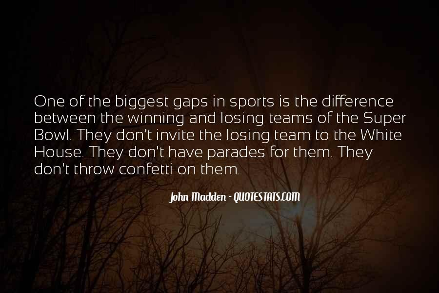 Quotes About Winning Sports #812877