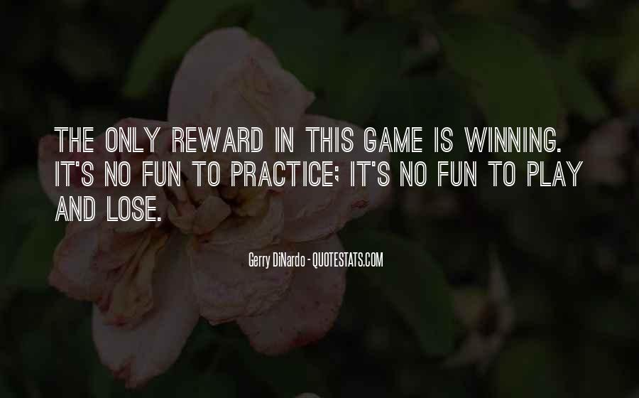 Quotes About Winning Sports #837957