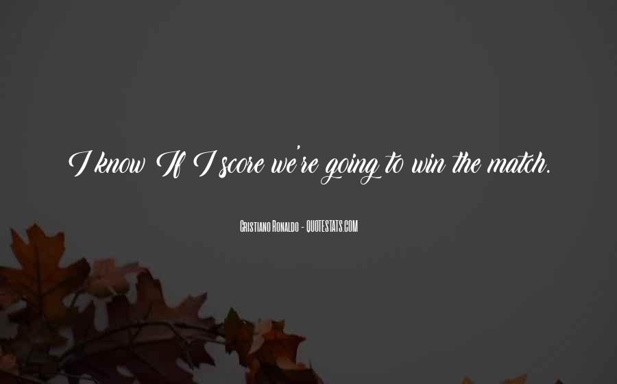 Quotes About Winning Sports #911765