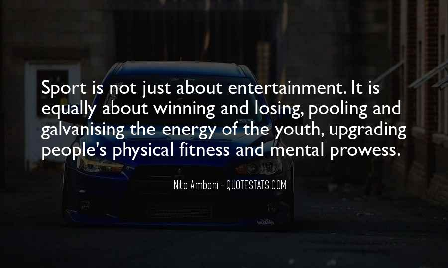 Quotes About Winning Sports #972383
