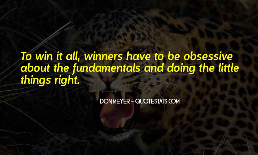 Quotes About Winning Sports #995302