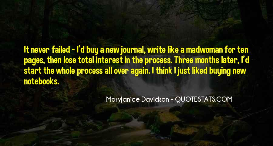 Quotes About Notebooks #102669