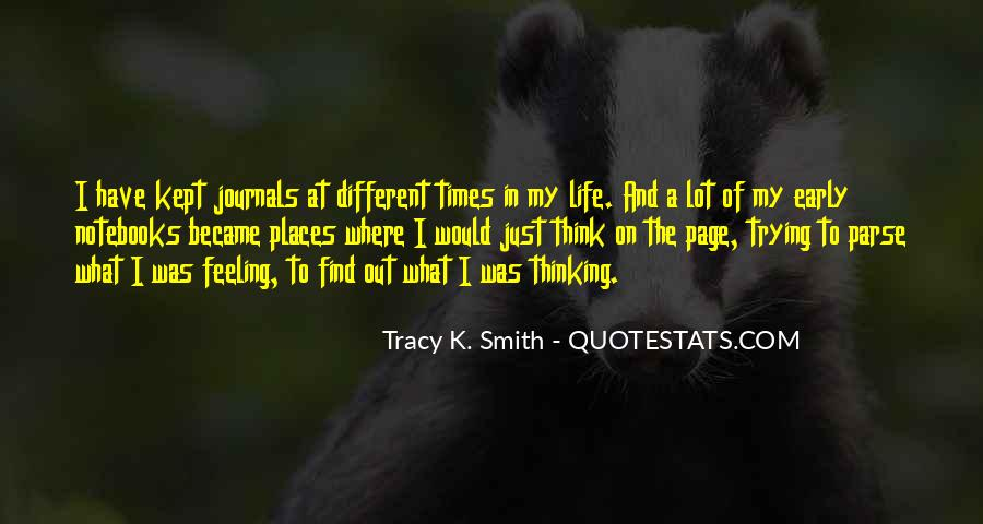 Quotes About Notebooks #1069425