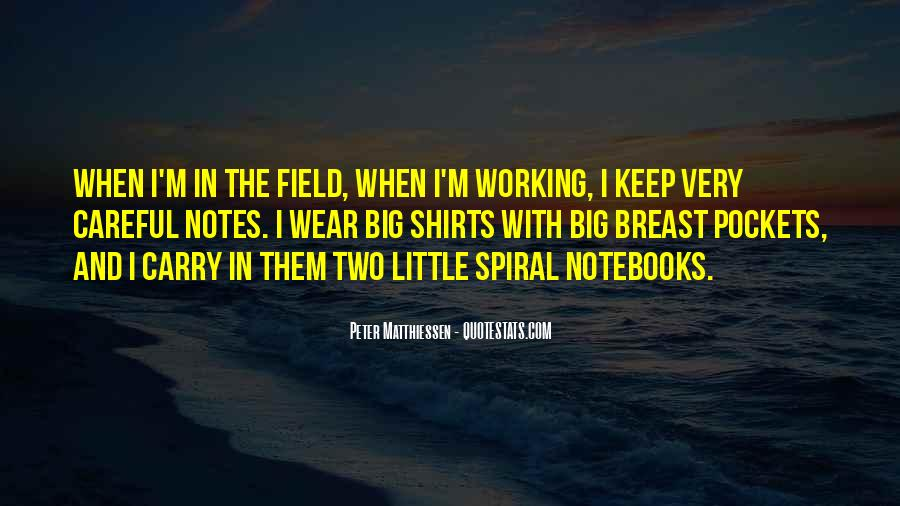 Quotes About Notebooks #1126153