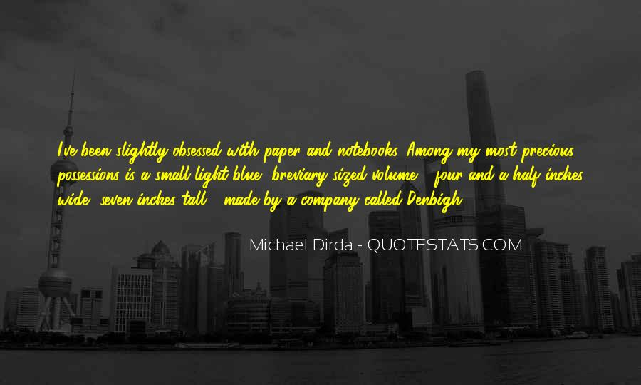 Quotes About Notebooks #1130287
