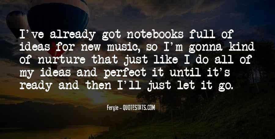 Quotes About Notebooks #1313902