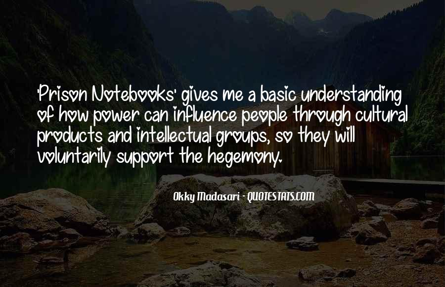 Quotes About Notebooks #1427690