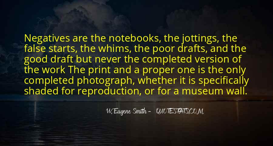 Quotes About Notebooks #1452703
