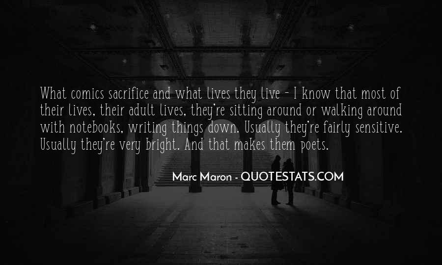 Quotes About Notebooks #1562246