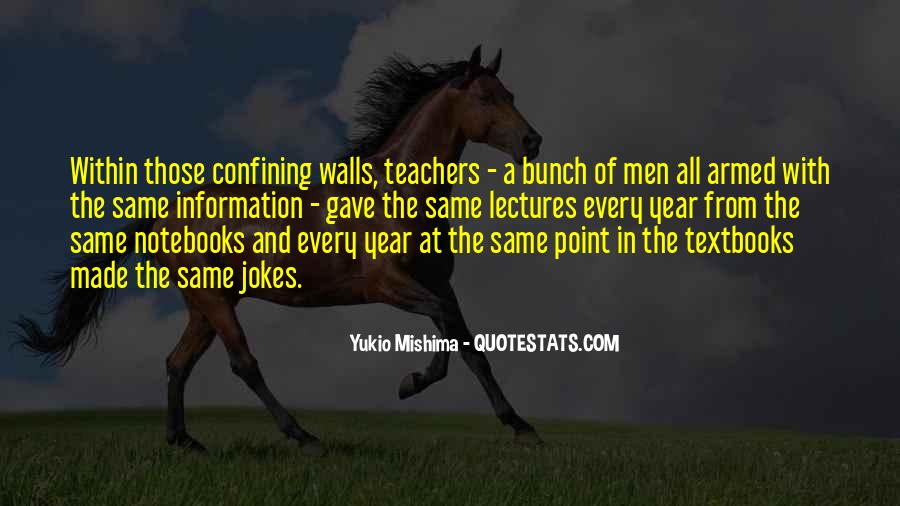 Quotes About Notebooks #1567025
