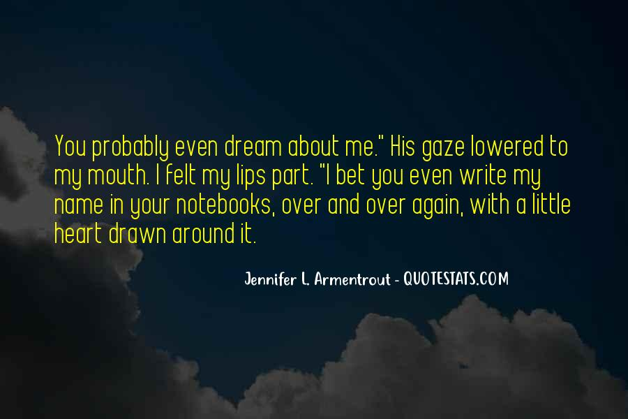 Quotes About Notebooks #175769