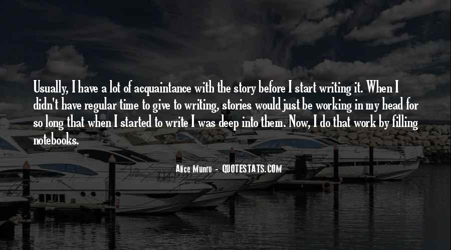 Quotes About Notebooks #209710