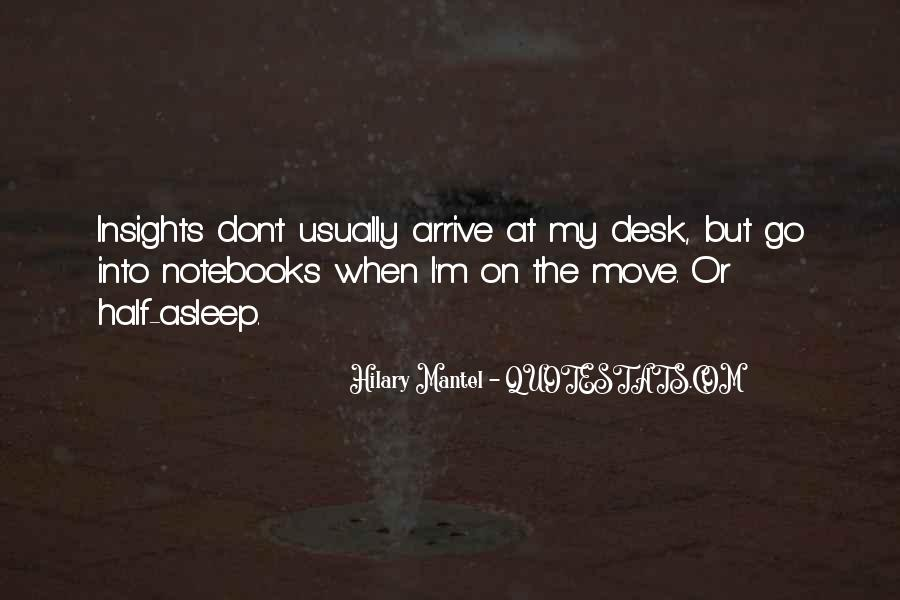 Quotes About Notebooks #563842