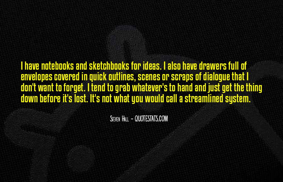 Quotes About Notebooks #631699