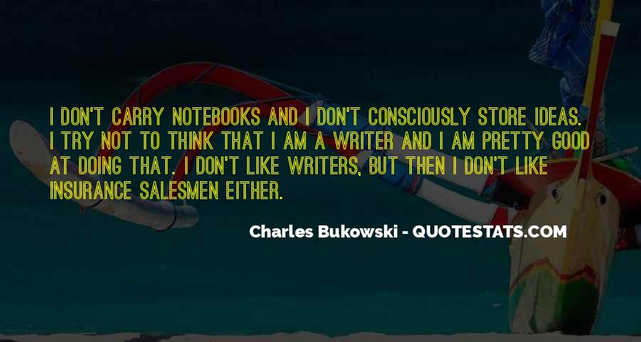 Quotes About Notebooks #949101