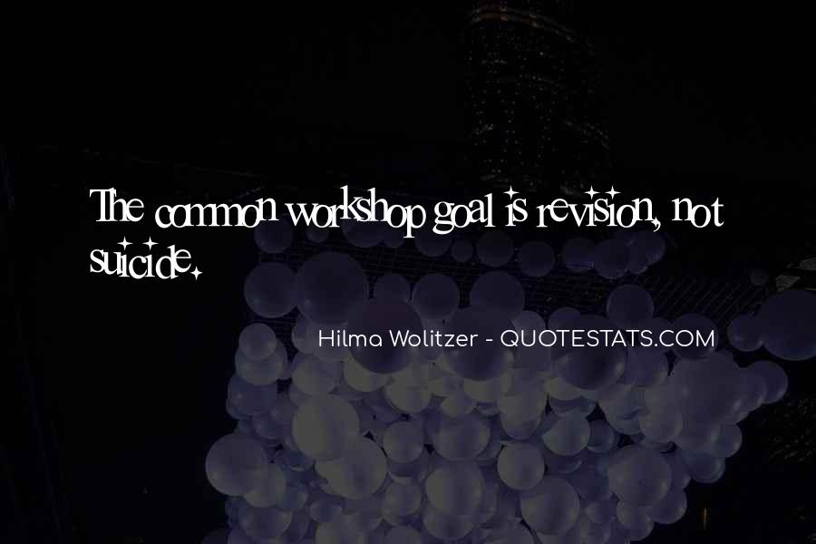 Quotes About Wolitzer #586268