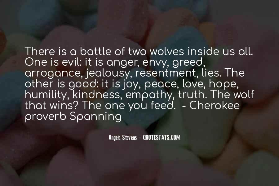 Quotes About Wolves Love #1216044