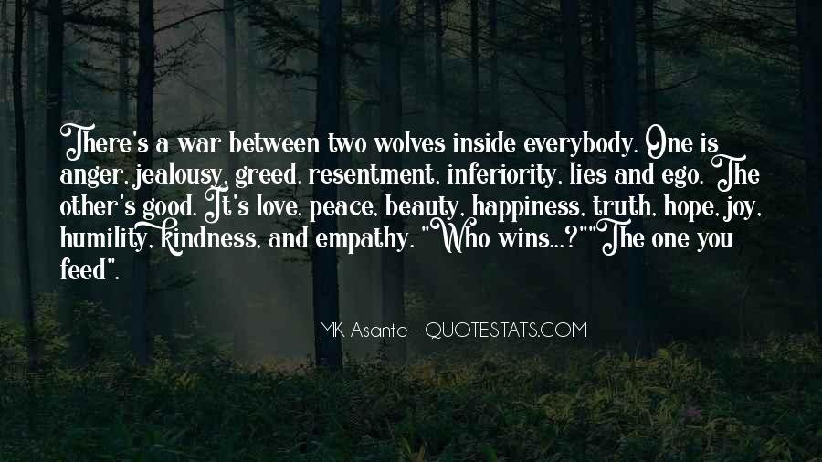 Quotes About Wolves Love #1343314