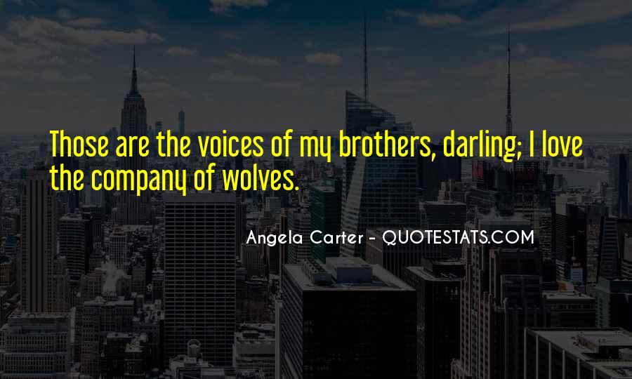 Quotes About Wolves Love #321541