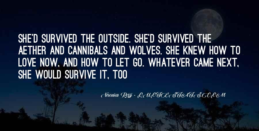 Quotes About Wolves Love #543686