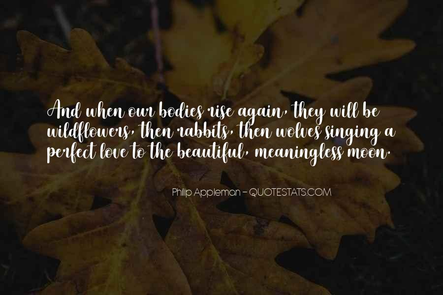 Quotes About Wolves Love #558498