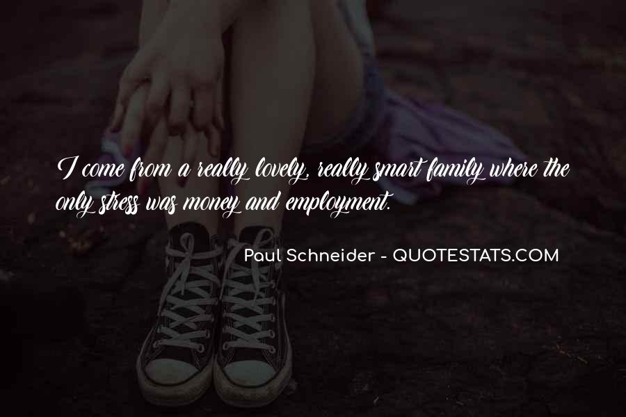 Quotes About Stress And Money #683624