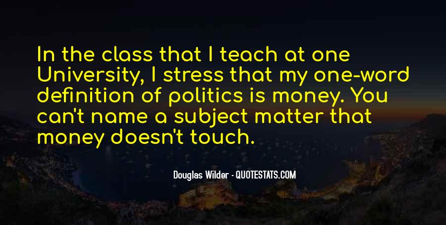 Quotes About Stress And Money #923743