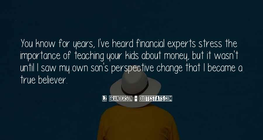 Quotes About Stress And Money #994974