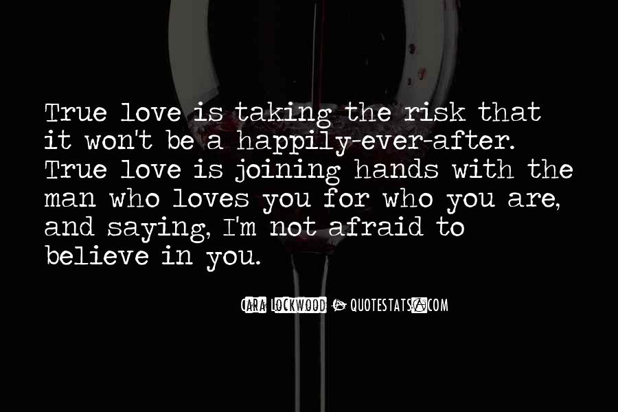 Quotes About Not Taking A Risk #1801137