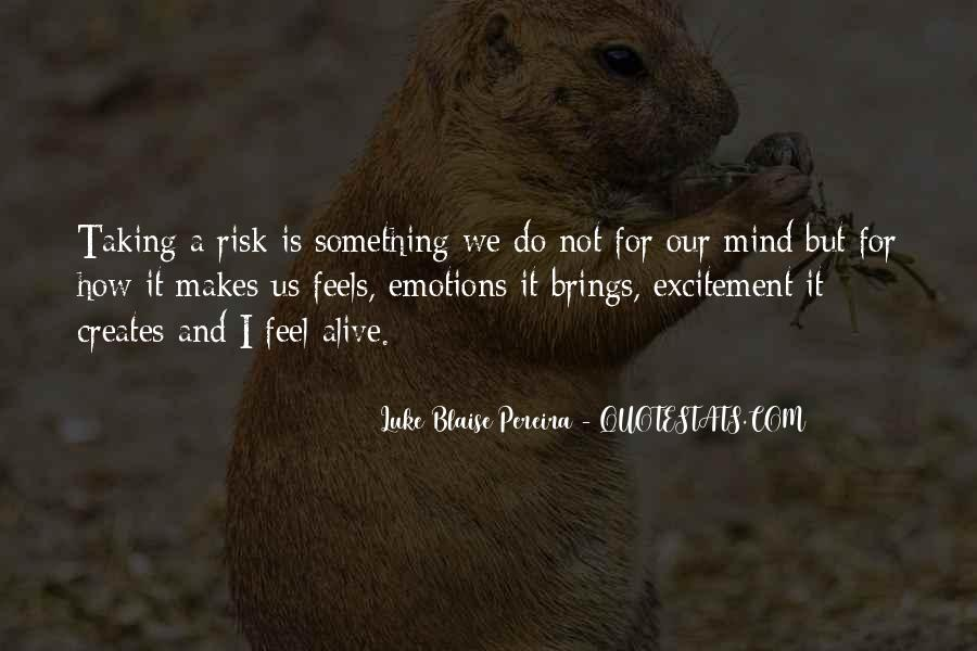 Quotes About Not Taking A Risk #299931