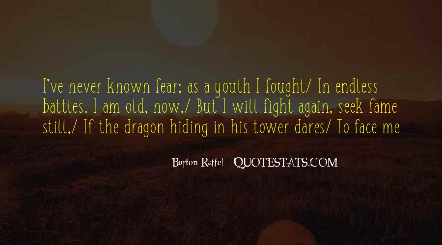 Quotes About Dragon In Beowulf #1037483