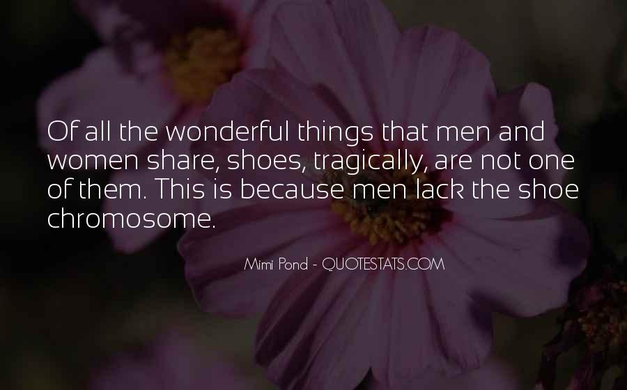 Quotes About Wonderful Men #1075220
