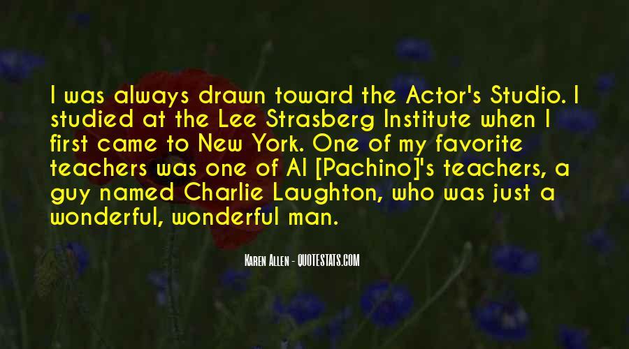 Quotes About Wonderful Men #10859