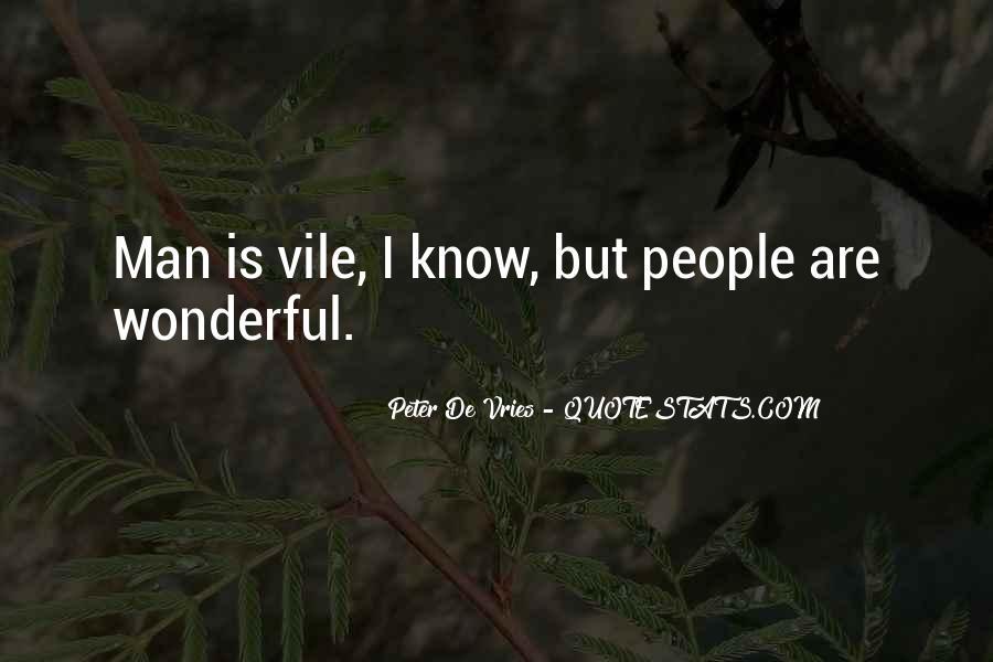 Quotes About Wonderful Men #1124642