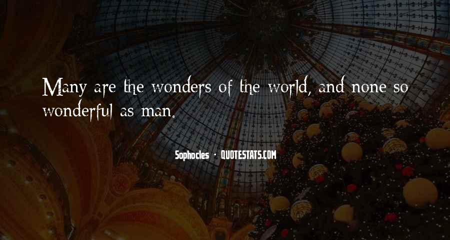 Quotes About Wonderful Men #1128398