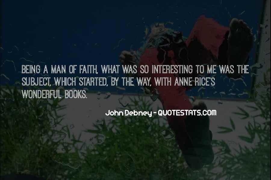 Quotes About Wonderful Men #1133320