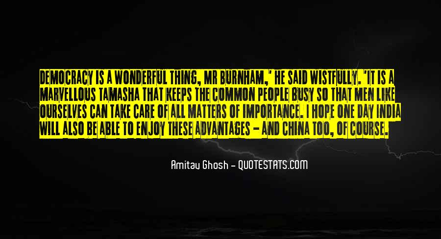 Quotes About Wonderful Men #1231615