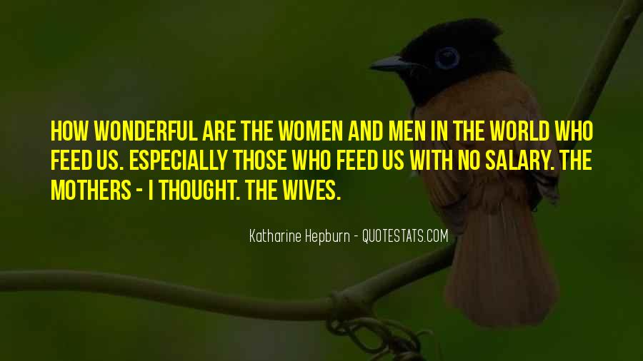 Quotes About Wonderful Men #1317185