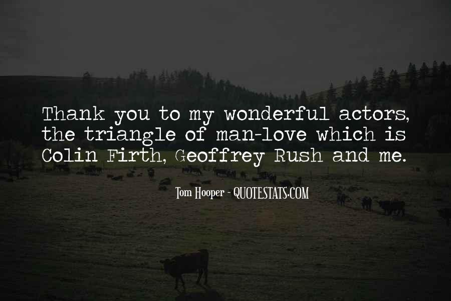 Quotes About Wonderful Men #171410