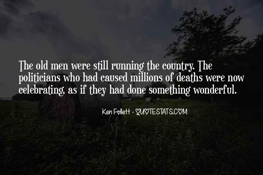 Quotes About Wonderful Men #318586
