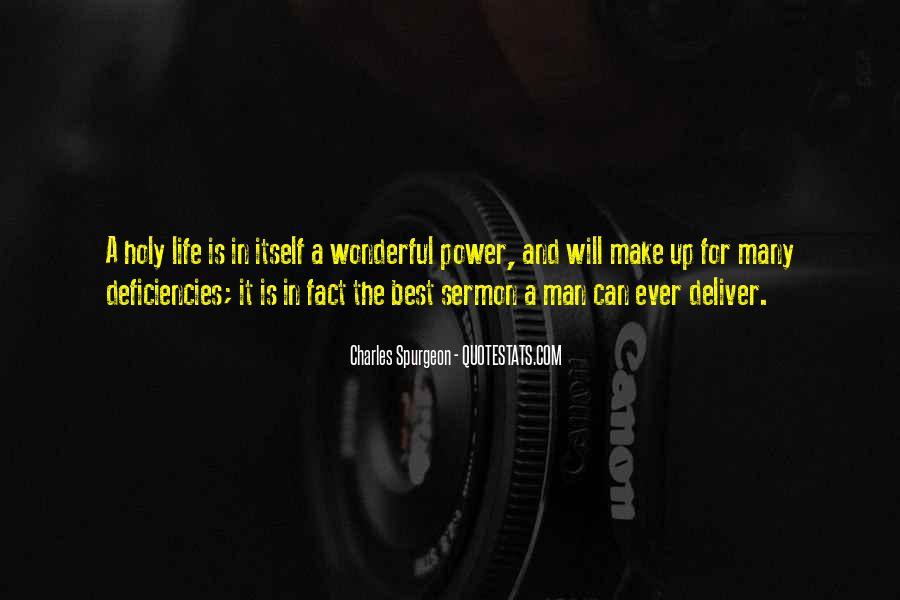 Quotes About Wonderful Men #420265