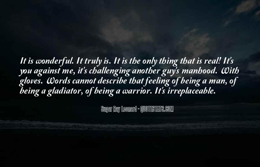 Quotes About Wonderful Men #456922