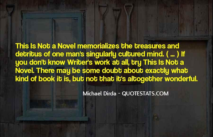 Quotes About Wonderful Men #711289