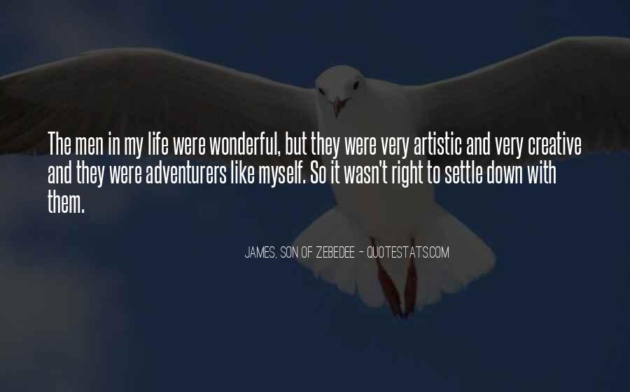 Quotes About Wonderful Men #883014