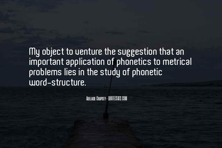 Quotes About Word Problems #1649911