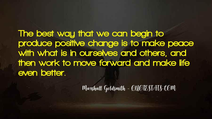 Quotes About Work And Change #161230