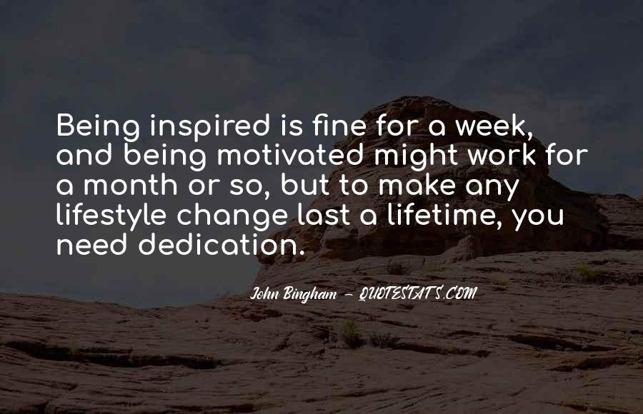 Quotes About Work And Change #182729
