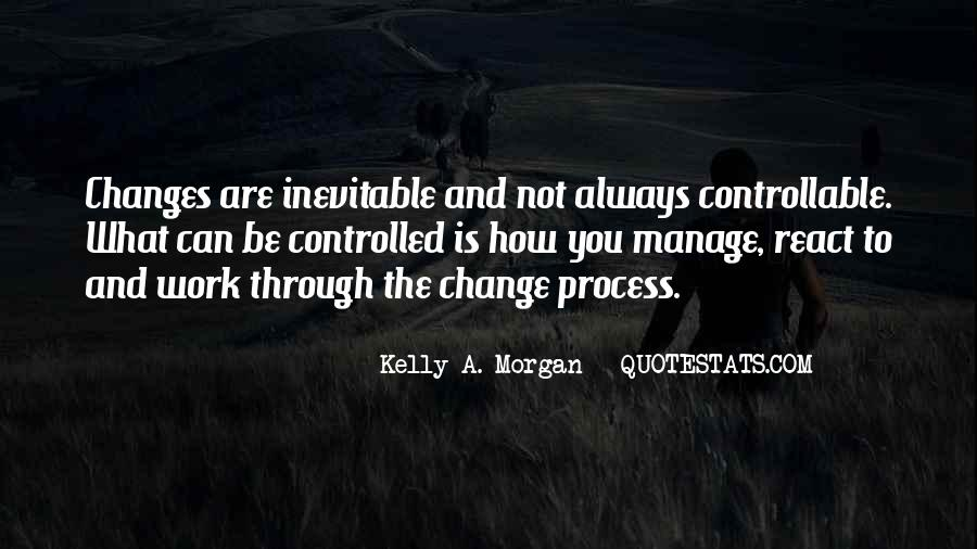 Quotes About Work And Change #258537