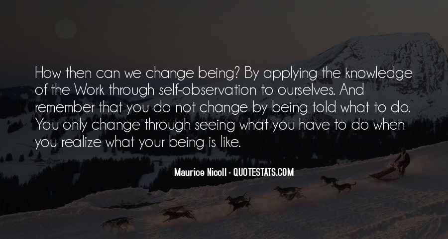 Quotes About Work And Change #275325